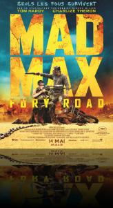 MAD MAX : FURY ROAD EN 3D