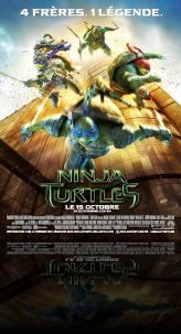 NINJA TURTLES EN 3D