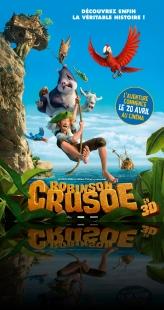 Robinson Crusoe en 3D
