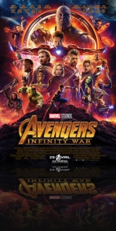 Avengers: Infinity War en 3D