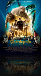 CHAIR DE POULE - LE FILM EN 3D
