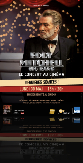 Eddy Mitchell - Big Band   En direct au cin�ma