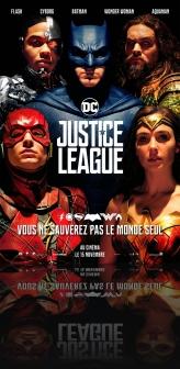 Justice League en 3D