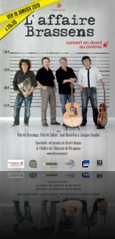 L'Affaire Brassens - Concert