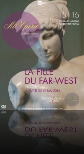 La Fille du Far West (CGR Event)