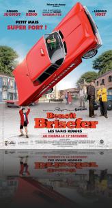 BENOIT BRISEFER : LES TAXIS ROUGES