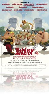 ASTERIX LE DOMAINE DES DIEUX EN 3D