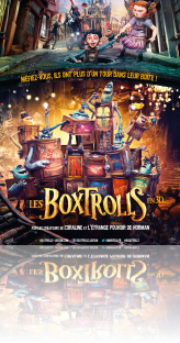 LES BOXTROLLS EN 3D