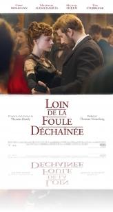 LOIN DE LA FOULE DECHAINEE