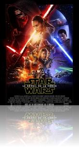 STAR WARS LE REVEIL DE LA FORCE EN 3D