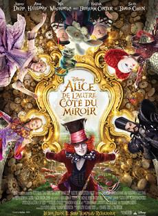 Alice De L'autre C�t� Du Miroir en 3D