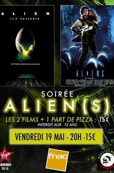 Soirée Alien