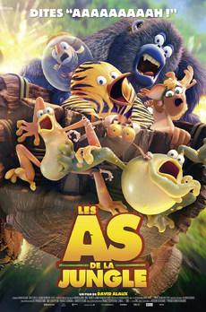 Les As de la Jungle en 3D