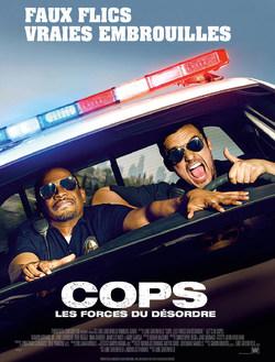 COPS LES FORCES DU DESORDRE