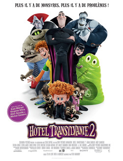 HOTEL TRANSYLVANIE 2 EN 3D