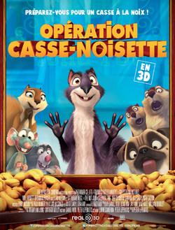 OPERATION CASSE-NOISETTE EN 3D