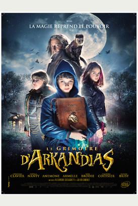 Le grimmoire d'Arkandia, film pour enfant