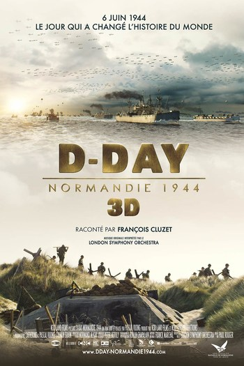 D-DAY NORMANDIE 1944