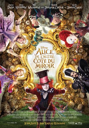 Alice de l'autre c�t� du miroir
