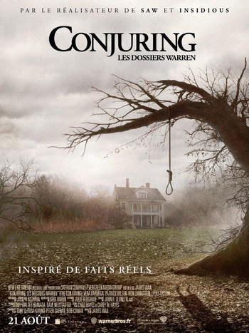 Dimanche 07 juillet - Page 2 CONJURING