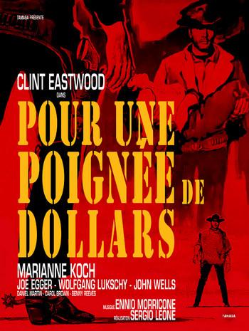 POUR UNE POIGNEE DE DOLLARS