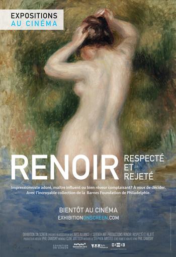 RENOIR : RESPECTE ET REJETE
