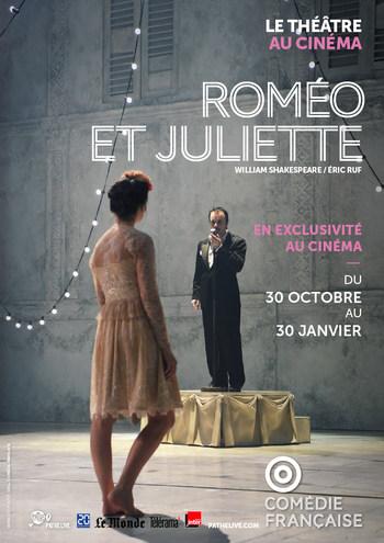 Rom�o et Juliette (Com�die-Fran�aise / Path� Live)