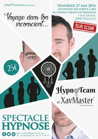 SPECTACLE HYPNOSE