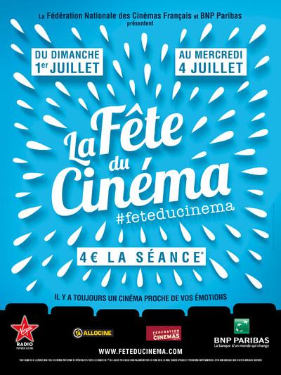LA FETE DU CINEMA 2018