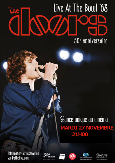 the doors / live at the bowl '68