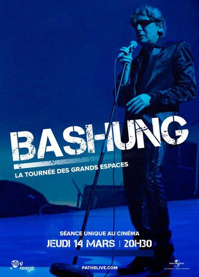 Bashung - La tournee des grands espaces