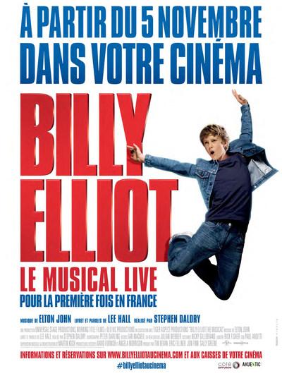BILLY ELLIOT - LE MUSICAL LIVE