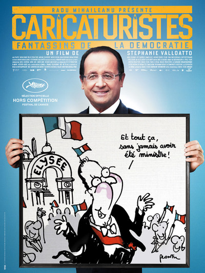 CARICATURISTES - FANTASSINS DE LA DEMOCRATIE