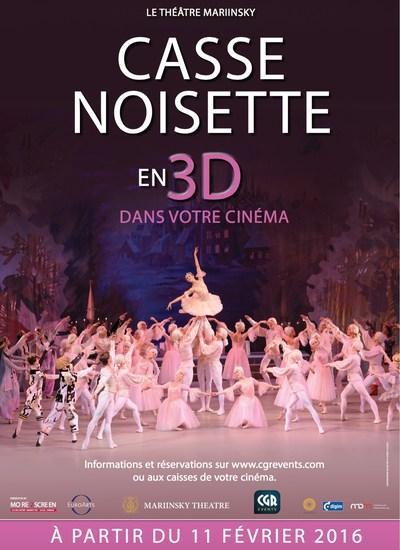 CASSE-NOISETTE EN 3D