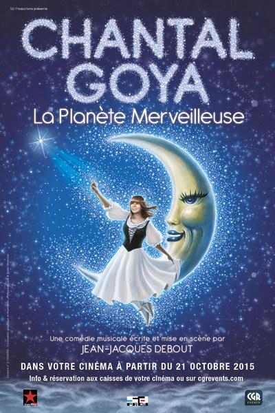 CHANTAL GOYA - LA PLANETE MERVEILLEUSE
