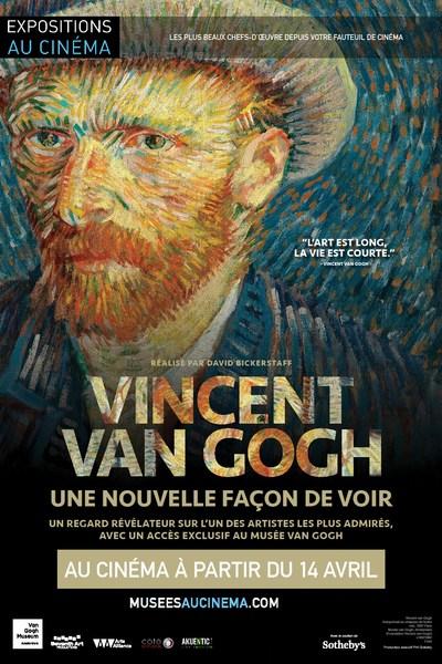 EXPOSITIONS AU CINEMA - VINCENT VAN GOGH