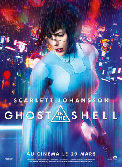 Ghost In The Shell en 3D