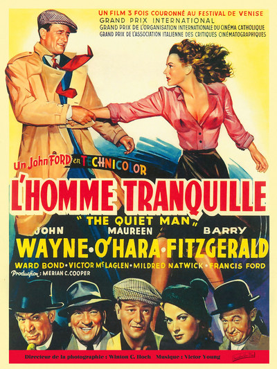 L'HOMME TRANQUILLE