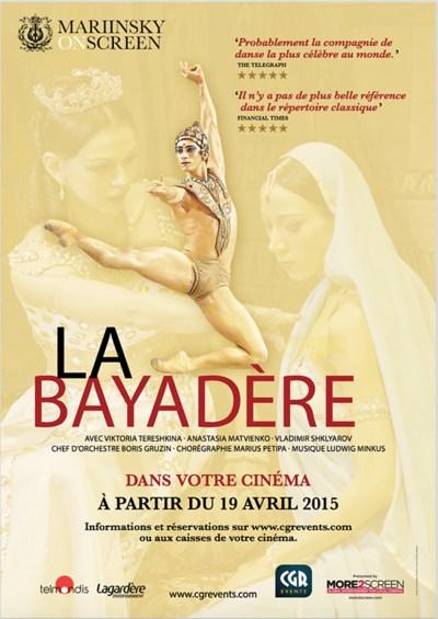 La Bayad�re (CGR Event)