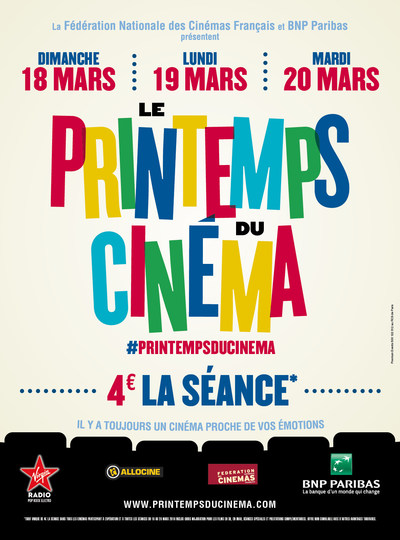 Le Printemps du Cinéma
