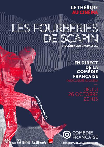 Les Fourberies de Scapin (Comédie-Française / Pathé Live)