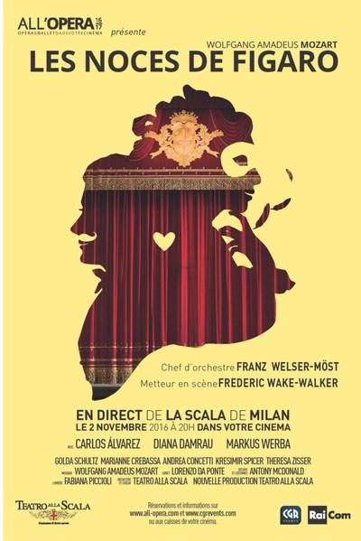 Les Noces de Figaro - All'Opera (CGR Events)