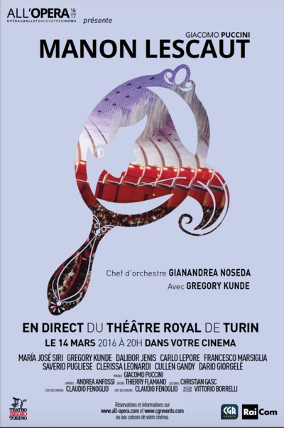 Manon Lescaut - All'Opera (CGR Events)
