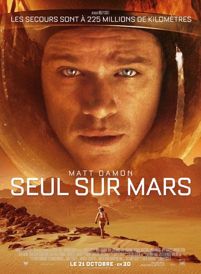 SEUL SUR MARS EN 3D