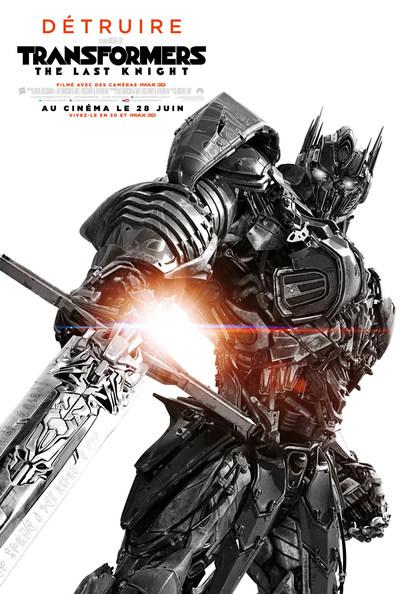 Transformers: The Last Knight en 3D