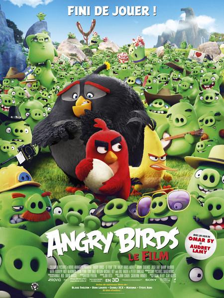Angry Birds en 3D