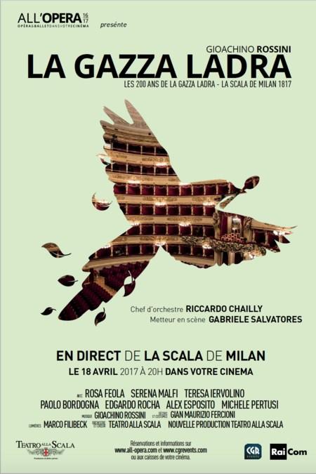 La Gazza Ladra - All'Opera (CGR Events)