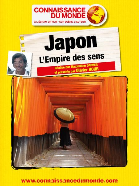 JAPON : L'EMPIRE DES SENS - HOUR