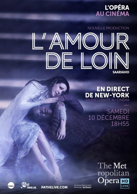 L'Amour de loin (Met-Pathé Live)