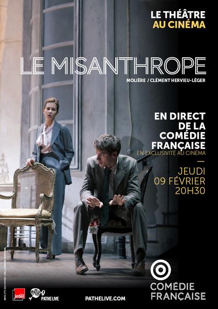 Le Misanthrope (Comédie-Française / Pathé Live)